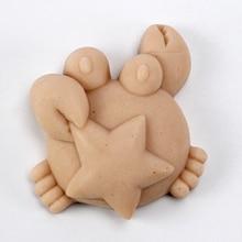 Nicole R1655 Silicone Soap Mold Cartoon Crab Handmade Making Mould