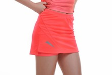 Ping pong skorts badminton drying skirts tennis skirt womens table quick