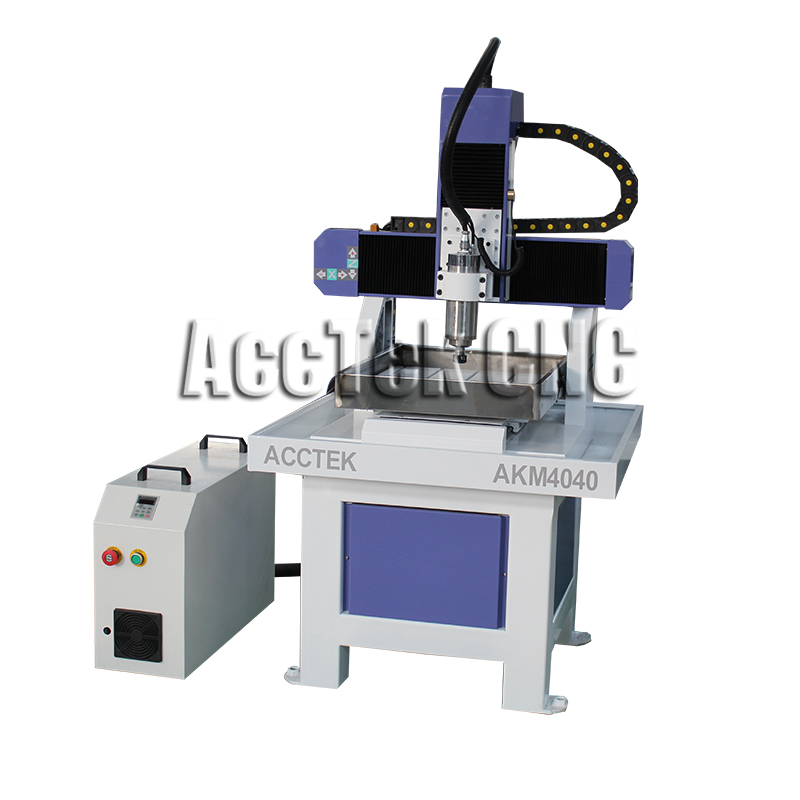 Cheap Cnc 3040 4040 6060 Router 3d Milling Machine For Mould Making AKM4040