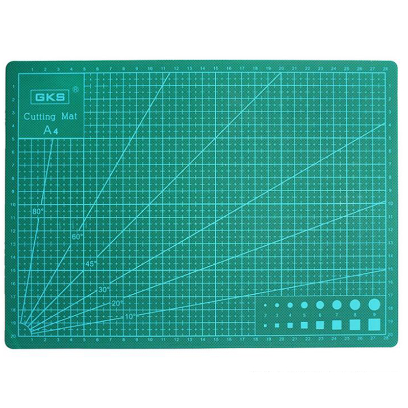 Pvc Cutting Mats A4 Size Durable Self Healing Cutting Pad