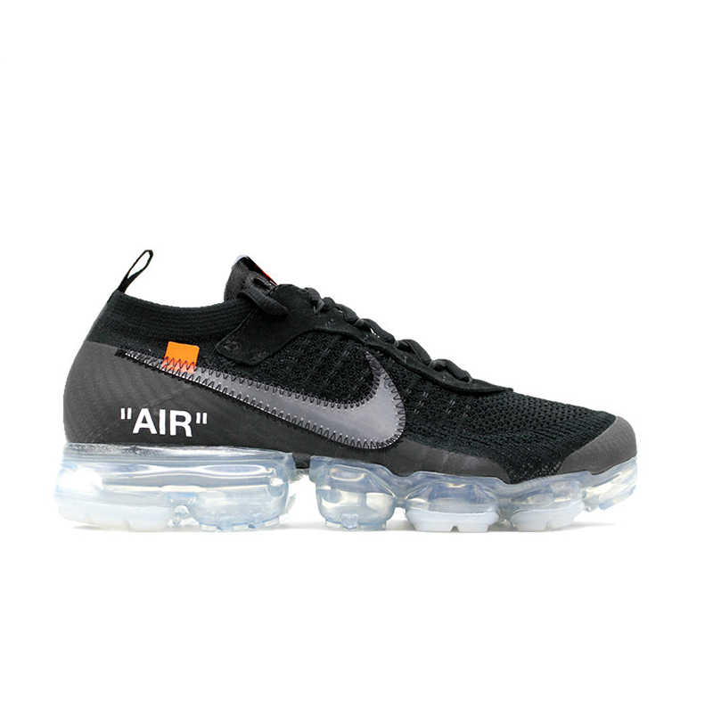 9b2cfb4bc838a ... NIKE X Off White VaporMax 2.0 Authentic AIR MAX Breathable Men's Running  Shoes Sport Outdoor Sneakers ...