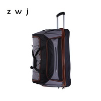 2018 New Men travel bags super large capacity 32 inch foldable trolley rolling luggage