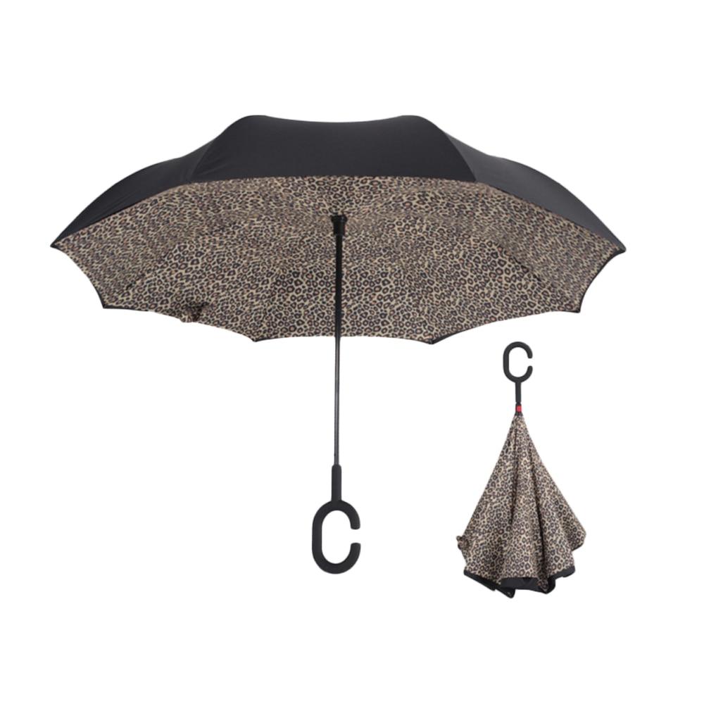 Silkclo New Windproof / Uv Protection Reverse Umbrella - Haushaltswaren - Foto 5