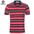 Striped Polo Shirt Men Brand-clothing  Shirt Mens Cotton Polo Shirts Short Sleeve Breathable Polo Slim Fit 2016 New Arrival