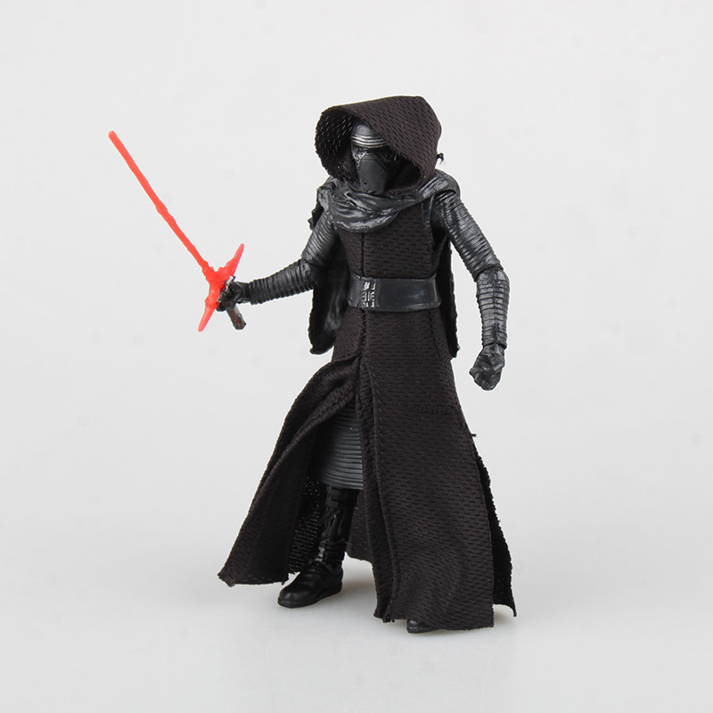 Huong Movie Figure 16 CM Star Wars 7 The Force Awakens Kylo Ren PVC Action Figure Collectible Model Toy Brinquedos crazy toys star wars the force awakens kylo ren pvc action figure collectible model toy 22cm tmd088