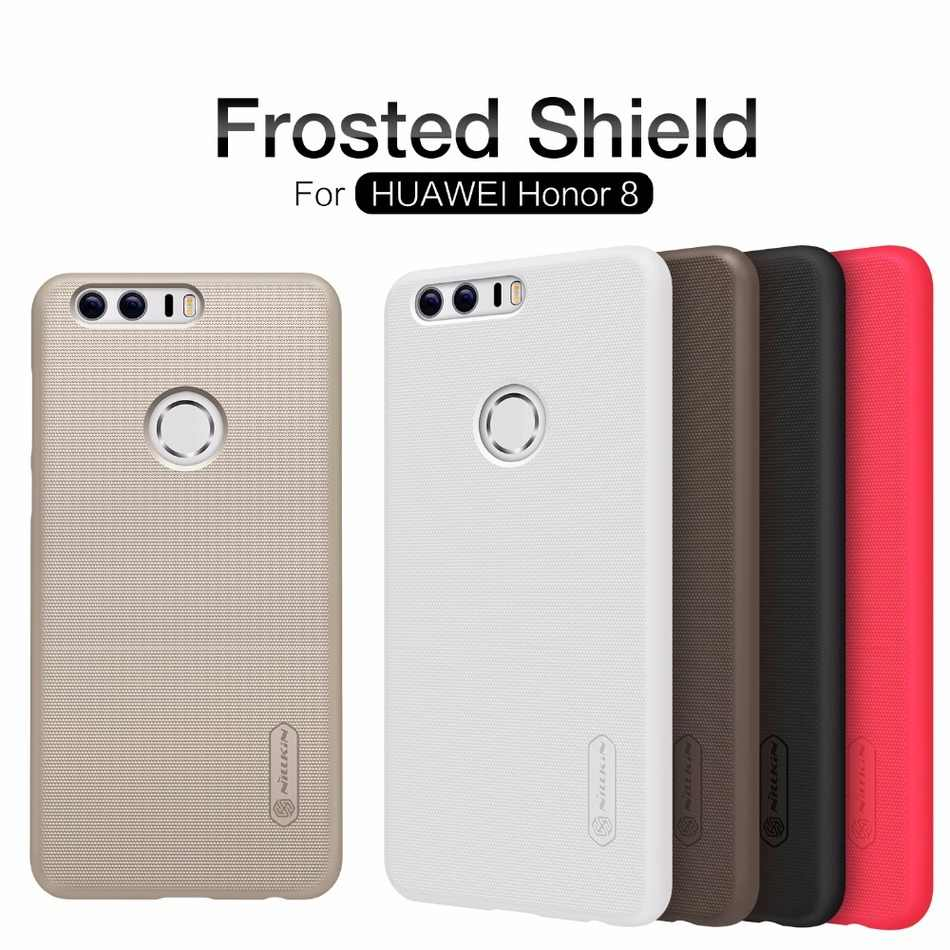 Huawei Honor 8 Case Nillkin Frosted Shield Hard Plastic Back Cover Case for Huawei Honor 8 (5.2 inch)