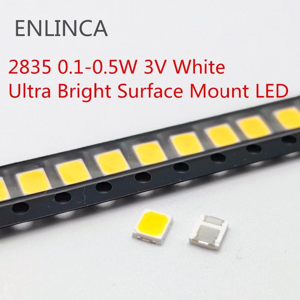 5 x 5630 5730 Yellow Gold SMD LED Super Bright .5w SMT 0.5w LEDs .5 0.5 w watt