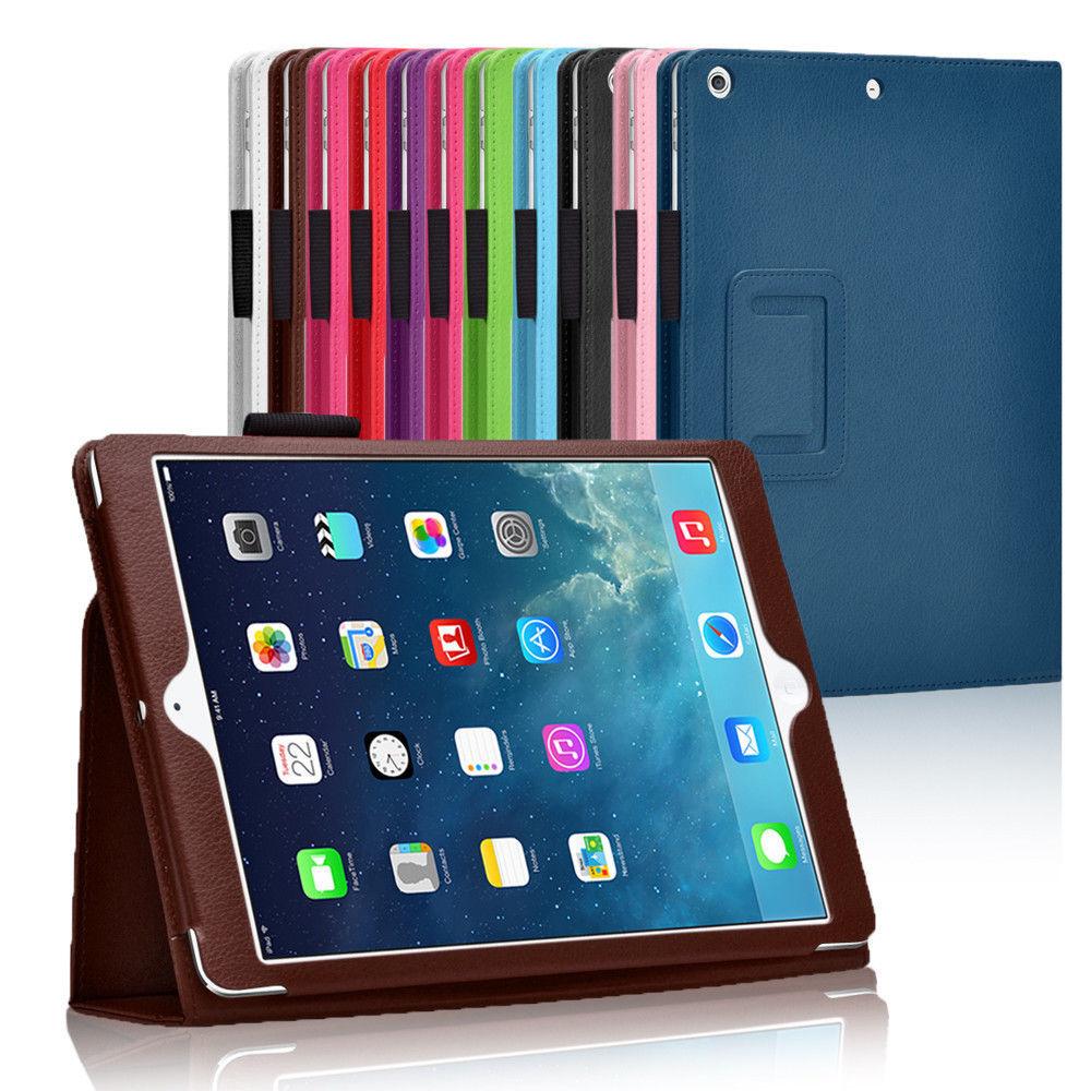 Case for apple ipad mini 1 2 3 Smart bracket Ultra Slim Original 1: 1 Tablet Leather ForA1432`A1454`A1489`A1491`A1599`A1600A1601