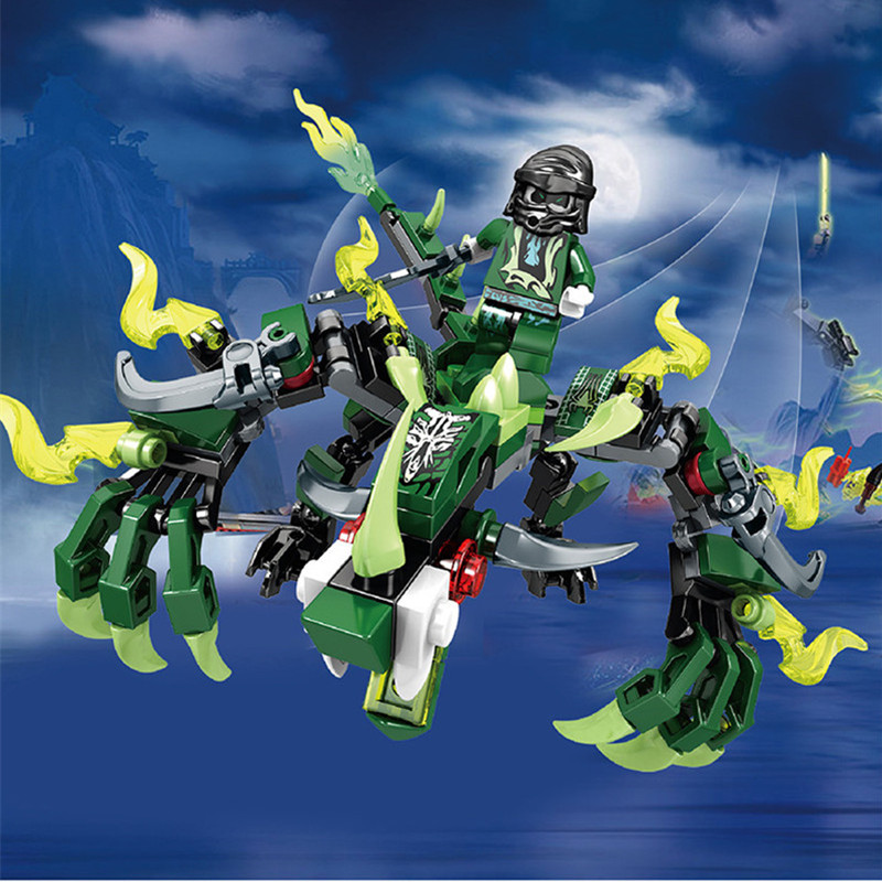 Toys & Hobbies Friendly S8603 Dragon Ball Ninja Building Blocks Sets Compatible Legoings Ninjago Starwars Creator Bricks Educational Toys For Children High Resilience Model Building