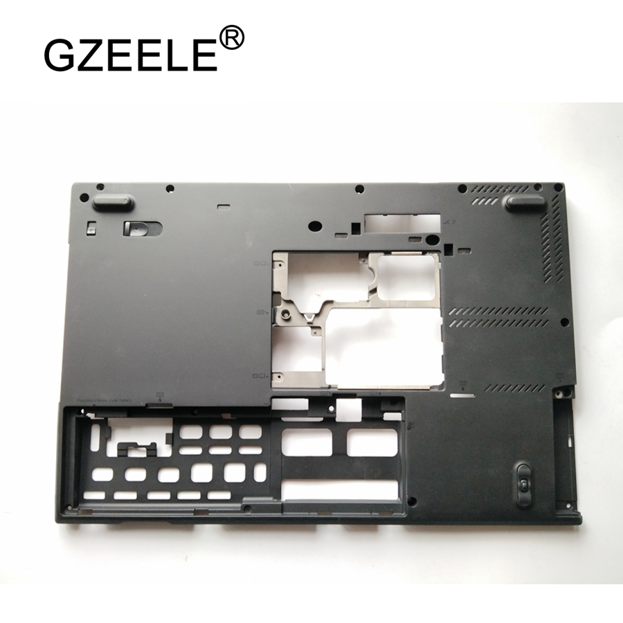 GZEELE Bottom Case For Lenovo FOR ThinkPad T420S T430S T430Si Bottom Lower Case Base Cover 04W1702 dncb 50 400 ppv a dncb 50 500 ppv a festo cylinder