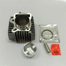 For 110CC Cub horizontal aluminum cylinder block 110 sets of aluminum cylinder Cylinder Motorcycle Tuning Parts