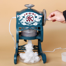 Электрическая дробилка льда/бритва блок станок для бритья Измельчитель льда смузи машина