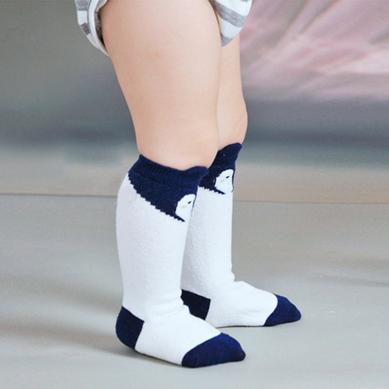2017-Spring-Autumn-Fashion-1-Pair-Newborn-0-4-Years-Kids-Girl-Boy-Animal-Pattern-Anti-slip-Knee-High-Baby-Socks-LL7-4