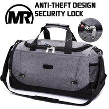 MARKROYAL, мужские дорожные сумки, большая вместительность, дорожная сумка, Противоугонный дизайн, ручная сумка для багажа, водонепроницаемая многофункциональная сумка для выходных