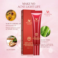 Herbal Cleansing Gel Face Anti acne treatment cream Herbal scar removal oily skin Acne Spots skin care face