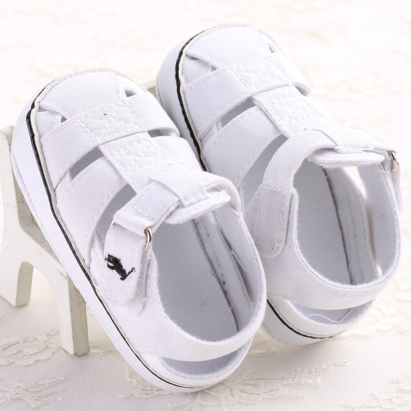 Summer Men And Women Children's Shoes Indoor And Outdoor Solid Color  Newborn Baby Shoes Children's Shoes