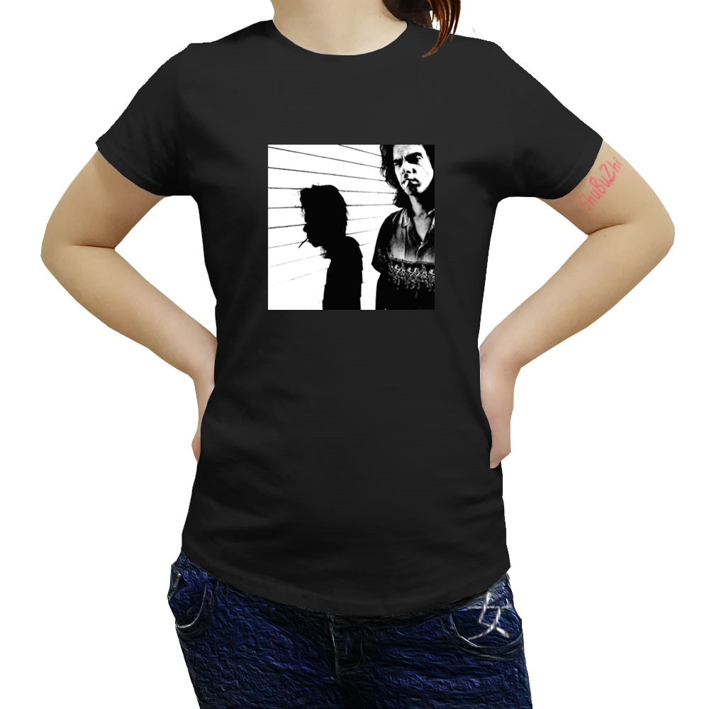 Graphic T-shirt Mutiny Brand New Nick Cave Funny O Neck T Shirt Adult T-shirt New Brand Antidazzle The Birthday Party