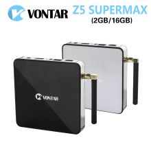 [Véritable] VONTAR Z5 SUPERMAX Amlogic S912 Octa base Android 6.0 TV boîte 2G/16G 2.4G/5 GHz WIFI Gigabit LAN Google Play Set Top boîte