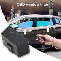 Авто подъемное устройство для окон автомобиля машина OBD дверь стекло закрывающий модуль системы пульт дистанционного управления автомобил...