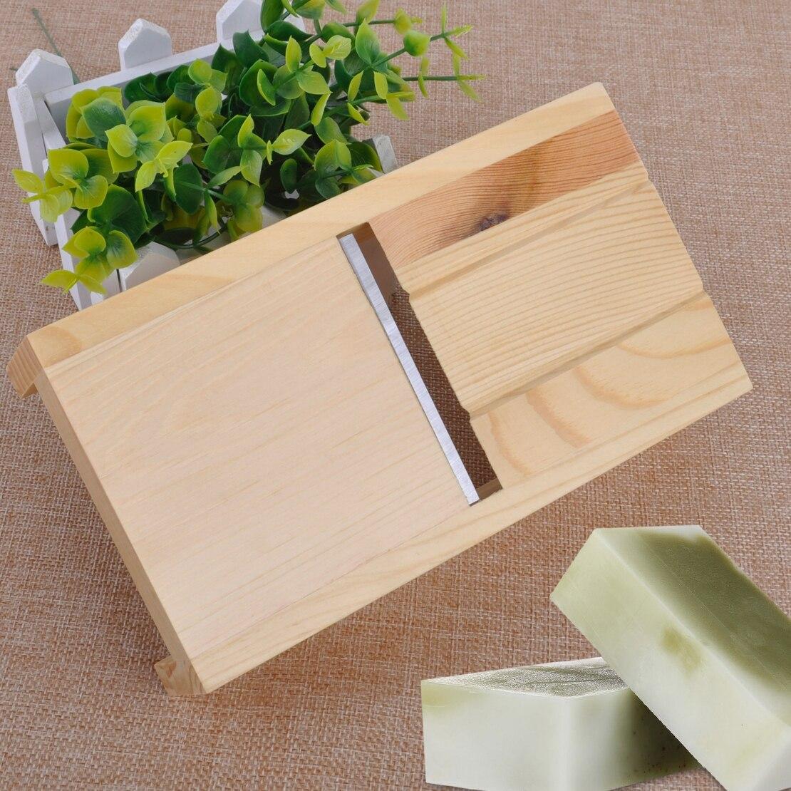 LETAOSK Adjustable Wooden Soap Beveler Planer Sharp Blade Candle Loaf Mold Cutter Craft Making Tool 2016 one soap mold loaf cutter adjustable wood and beveler planer cutting tool set