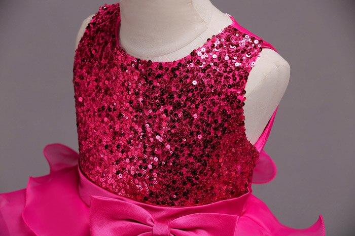 Bling sommer Jugendlich Mädchen Kittel designs Layered Prinzessin ...