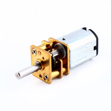 6V 100RPM Miniature Electric Reduction Metal Gearbox for RC font b robot b font model Toy