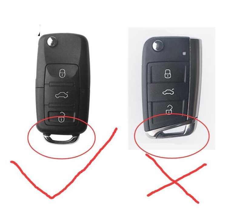 Износостойкий Мягкий ТПУ автомобильный чехол для ключей для Volkswagen для VW Passat Gold JETTA Bora Polo Автомобильная камера заднего вида Новый чехол для ключей от автомобиля без ключа