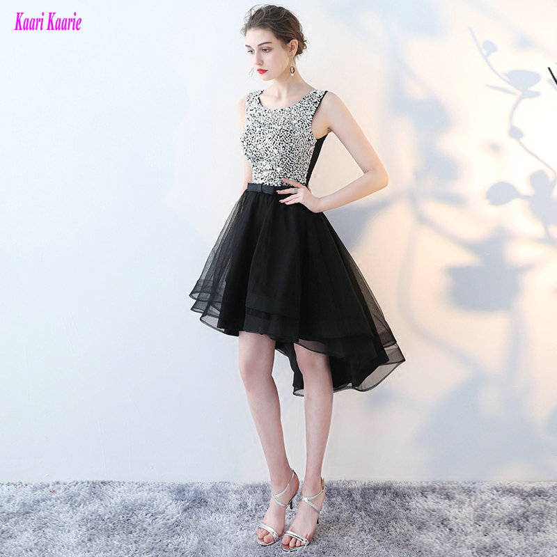 Aliexpress Com Buy Fashion Little Black Prom Dresses