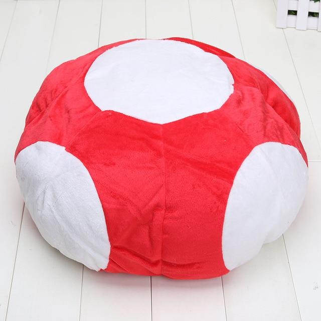 98501c7a253 12   Super Mario Bros Mushroom Cosplay Warm Winter Hat Cap Toy Dolls  Christmas Gifts
