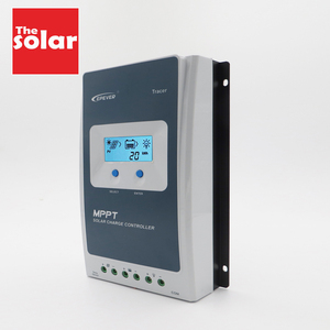 Image 1 - Tracer1206AN Tracer2206AN 10A 20A MPPT ソーラー充電コントローラ電池充電器制御 1206AN 1210A 2206AN トレーサーレギュレータ
