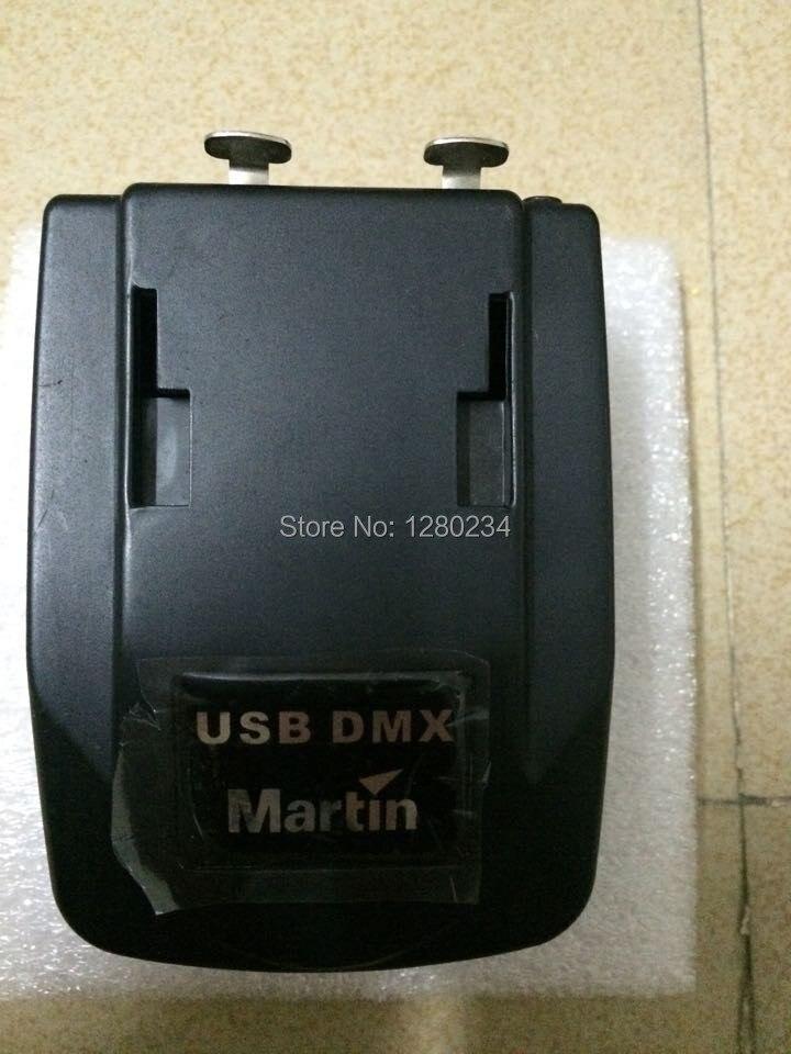 Мощный Мартин USB контроллер lightjockey Универсальный блок легкий жокей 1024 канала консоли для ПК dmx512 2 выхода для сцены