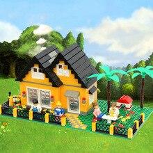 403pcs/set Girls Friends HeartLake City  Building Block Set Assemble Bricks toys Compatible Legoelieds