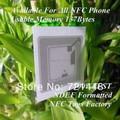 100 unids NTAG213 (NTAG203) Pegatinas NFC para todos los teléfonos móviles NFC formateados NDEF NFC Forum Tipo 2 tag Memoria Utilizable 144 byte