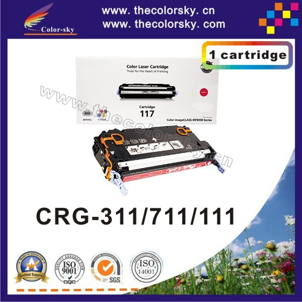 (CS-H7580-7583) toner laser cartridge for Canon i-SENSYS LBP-5300 LBP-5360 LBP5300 LBP5360 5300 5360 MF 9220cdn 9280cdn 6k/4k принтер canon i sensys colour lbp653cdw лазерный цвет белый [1476c006]