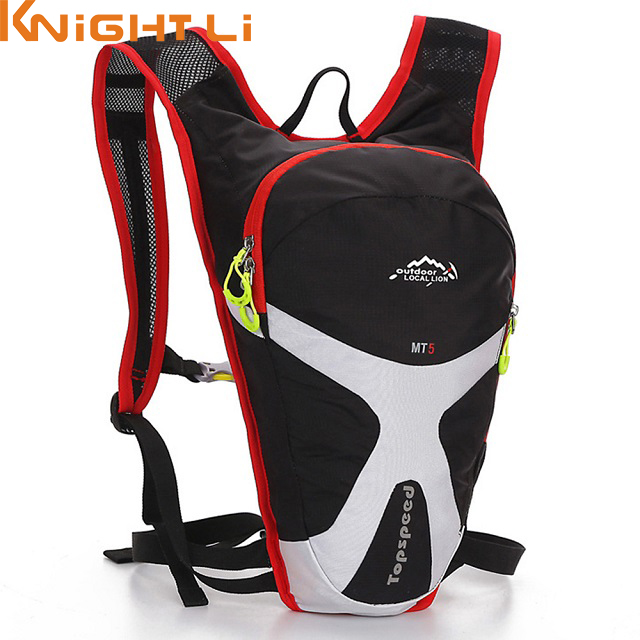 New 5L Backpack High Quality Bag 6 Colors Bicycle Bags Backpack 499