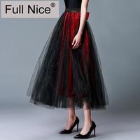 Waltz New Style Half Long Women Dancing Dresses Ballroom Dance Skirts