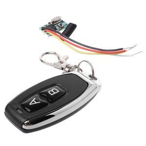 Image 2 - Wireless Remote Control Button Light Switch Mini Receiver 3.6V 12V 24V 433MHz Transmitter Controller Module