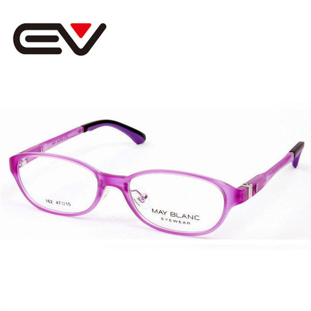 Girls Ultralight Myopia Optical Glasses Frame Childrens Colorful ...