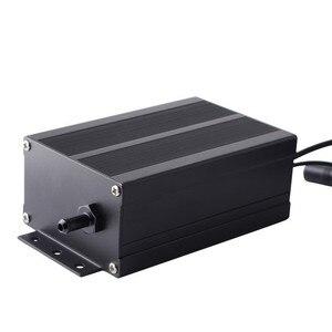 Image 3 - ESPEEDER Elektrische Luftpumpe Box Vakuum Pumpe Ventil Mit Edelstahl Boost Aktiviert Auspuff Ausschnitt System Elektrische Controller