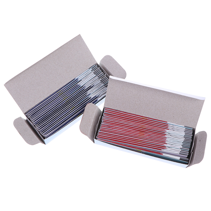 Dental Dentista Articulating Paper Blue Strips Dental Lab Products Oral Dentist Teeth Care Whitening Material Tool 200 Sheet/Box(China)