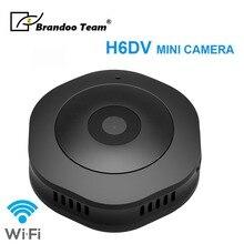 جديد البسيطة H6 كاميرا 1080 P واي فاي DV DVR اللاسلكية كاميرا مراقبة أي بي Brandoo جديد البسيطة فيديو كاميرا