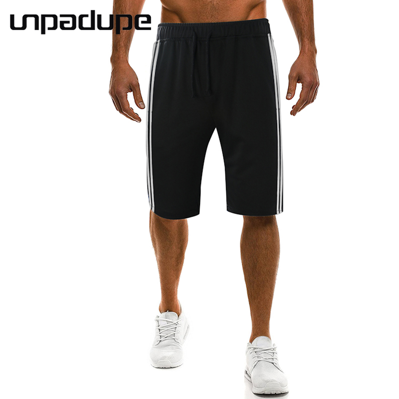 2018 Mens Shorts Casual Bermuda Brand Compression Simple And Solid Color Male Cargo Shorts Men Linen Fashion Men Short Summer