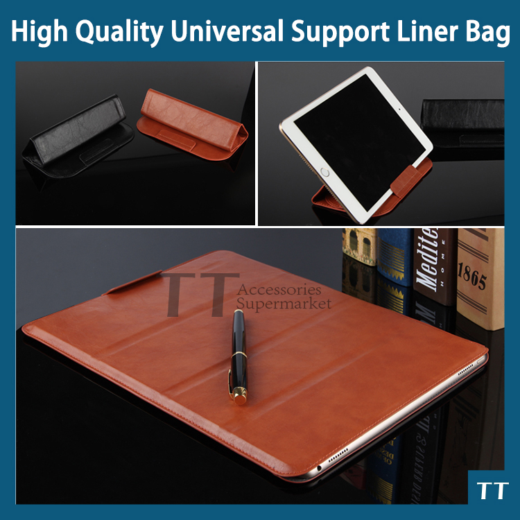 Ultra-thin PU Leather Case For Chuwi Hi12 12Tablet PC bracket Universal Support Liner Bag + free 3 gifts universal 61 key bluetooth keyboard w pu leather case for 7 8 tablet pc black