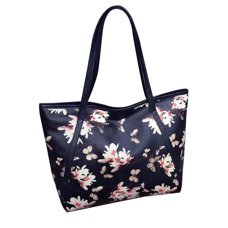 Mara's Dream Women Bag Zipper Handbag Flower Quality Bags Big Capacity Tote Ladies Evening Bag Female Messenger Bags Sac Handbag