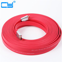 25m 30m 35m 40m 50m Version 2.0 4K*2K HDMI Male to Male Long Cable For cabling system 19pin Ethernet 3D1080P By UPS Fedex