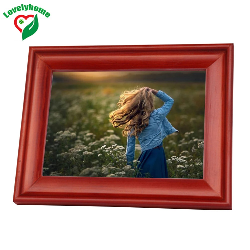 Aliexpress buy cherry cheap wooden frames high quality aliexpress buy cherry cheap wooden frames high quality various sizes family frames solid and durable vintage picture frames from reliable wood frame jeuxipadfo Gallery