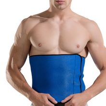 Waist Trainer Adjustable Slimming Belt For Women & Men Sports Waist Support Neoprene Safety Gym Belt Back Protector