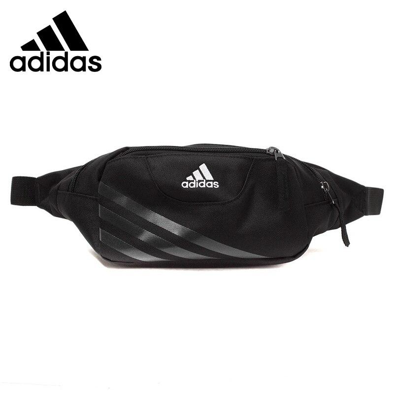 Original nueva llegada 2018 ADIDAS Unisex cintura bolsas de deporte formación bolsas
