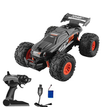 RC Car 2.4G 1/18 Monster Truck Car Remote Control Toys Controller Model Off-Road Vehicle Truck 15KM/H Radio Control Car toy cars rc car 1 18 scale monster truck toy 2 4g off road racing car remote control truck buggy vehicle driving car for kids boys