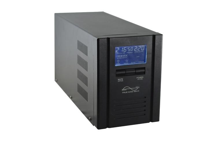 цена на interactive online UPS 500VA/350W Pure sine Wave 12V/24VDC to 220V/110VAC 50/60HZ Low Frequency Small solar system Inverter